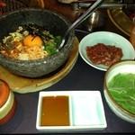 焼肉居酒家 韓の台所 - レディースセット