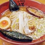 旭川ラーメン好 - 正油らーめん 700円 (^^b