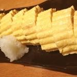 冬音 - 出し巻き卵が美味しかった♪ ロールキャベツ、串焼きから、天ぷらまで 「(和寒)田舎酒家/冬音(とうね)さんのホルモン鍋」http://amba.to/WiyfE1