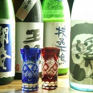 島根の地酒がいっぱい