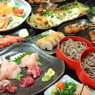 ■大山鶏と島根のコラボコース(8品)4000円⇒3500円