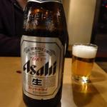 焼肉ざんまい - ビンビール450円
