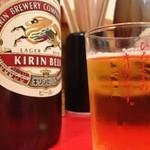 ふじや - 瓶ビール