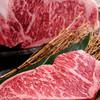松阪和牛亭 - 料理写真:「一頭買い」をすることで、和牛亭では松阪A3肉をお手頃な価格でご提供しております。メニューの価格をご覧ください。松阪牛がこのお値段なのです。 お肉の食感が口の中でとろける程柔らかいといわれる松阪牛を焼肉で存分にお召し上がりください。