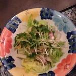 神戸 こも亭 - 付き出し☆サラダ