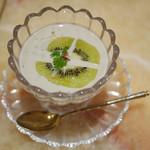 ナタラジ - 豆乳タピオカ キール