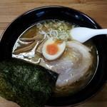 つけ麺 きくちゃん - ラーメン(並盛)