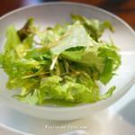 酒+蕎麦 な嘉屋 - サラダ