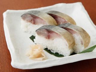 味人 - 鯖寿司