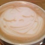 タケル カフェ - とってもいい感じのカフェ♪かわいいフェイスに思わすにっこり(*^o^*)