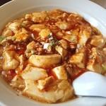 中国料理 花 - 麻婆炒飯丼なう