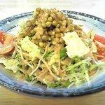 花みずき - 蕎麦サラダ