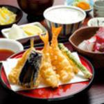 天ぷら ひさご - 和定食
