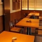 天ぷら ひさご - 宴会スペース 7名様から最大22名様対応の半個室。