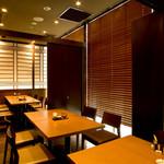 天ぷら ひさご - 新年会に最適なテーブル個室・半個室4名様~最大22名様対応