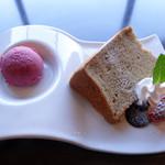 イタリアンダイニング アンプ - プチ贅沢コースのデザート