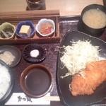17576985 - ロースかつ蔵定食