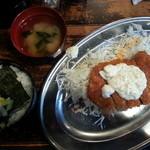 17578457 - タルタルチキンカツ定食