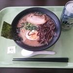 天狗山メインレストラン - 博多郎・黒