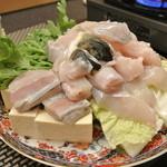 さくら井 - 河豚以外はシンプルな食材