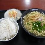 稲嶺食品 - 料理写真: