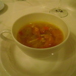 17582559 - スープ(野菜スープ)