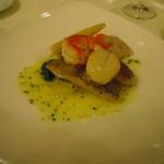 17582570 - 魚料理(鯛)