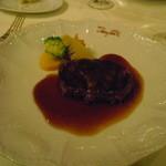 ビストロ マソン - 牛ヒレ肉のステーキ