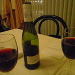 ビストロ マソン - 赤ワイン(ハーフ)