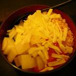 大和 - もち明太子チーズもんじゃ