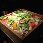17583111 - 豚と野菜のせいろ蒸し