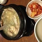 17585255 - 参鶏湯(^ ^)