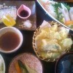 17585834 - 太刀魚定食