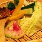 右衛門 - 野菜