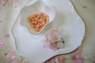 緑寿庵清水 - ピーチ味。.:*・゚