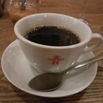 CAFE RIGOLETTO - ランチセットのCoffee