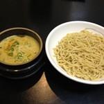 麺家 八兵衛 - 現在1押しカレーつけ麺