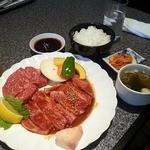 17591347 - ランチ・焼肉定食