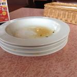 フォルクス - ゴチ皿