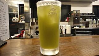 三楽 - 緑茶割り 400円