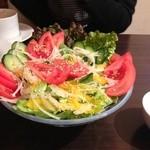 オープン セサミ  - サラダ