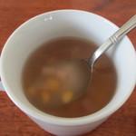 山猫料理店 - スープアップ