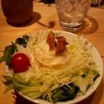 じゃがいも亭 - サラダ(ポテトサラダ付)