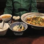 17596796 - 麻婆豆腐ランチ(980円)