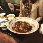 17596803 - 角煮丼ランチ(1100円)