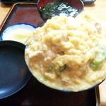 北野食堂 - 親子丼(普通サイズ)