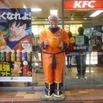 17597002 - 日本全国に7体しかいない悟空サンダース