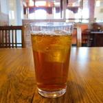 17597477 - ドリンクバーの烏龍茶