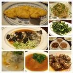 17597746 - ホワイトラベルの常連さんたちと7人で中華宴会!旨すぎる(*´▽`*)