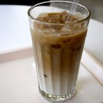 琥珀 - アイスカフェオレ